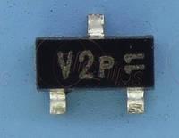 Транзистор ВЧ биполярный NPN Philips BFQ67 SOT23