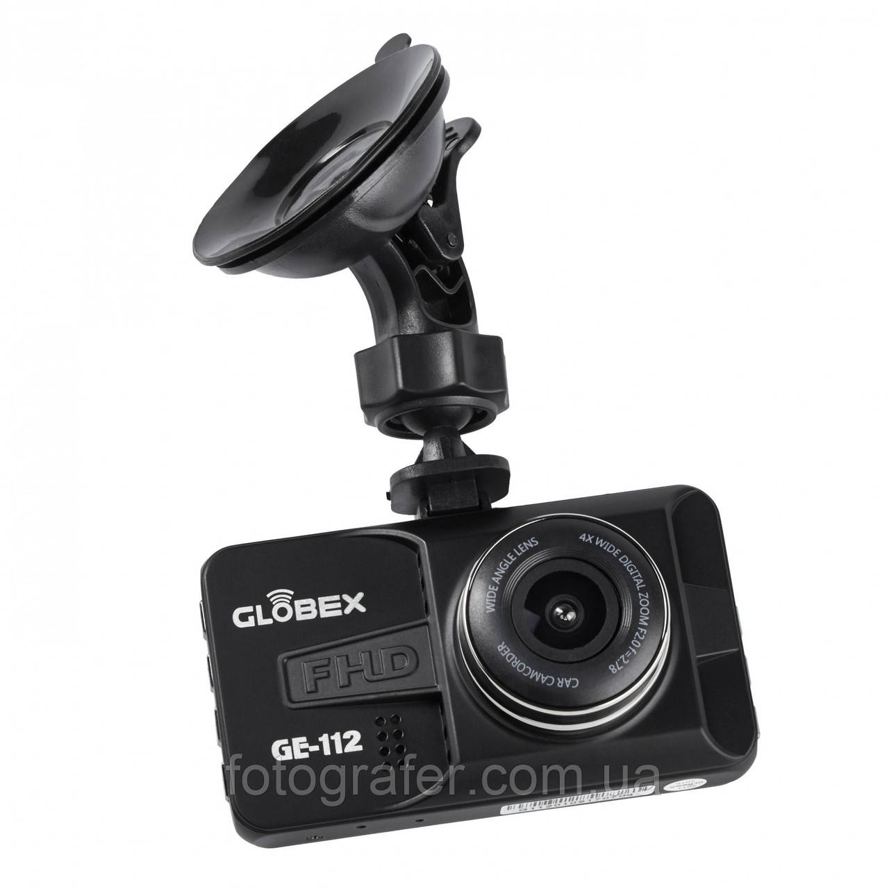 Автомобильный видеорегистратор Globex GE-112 (на складе )