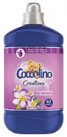 Кондиционер для белья Coccolino Фиолетовая орхидея и Черника 1,68 л