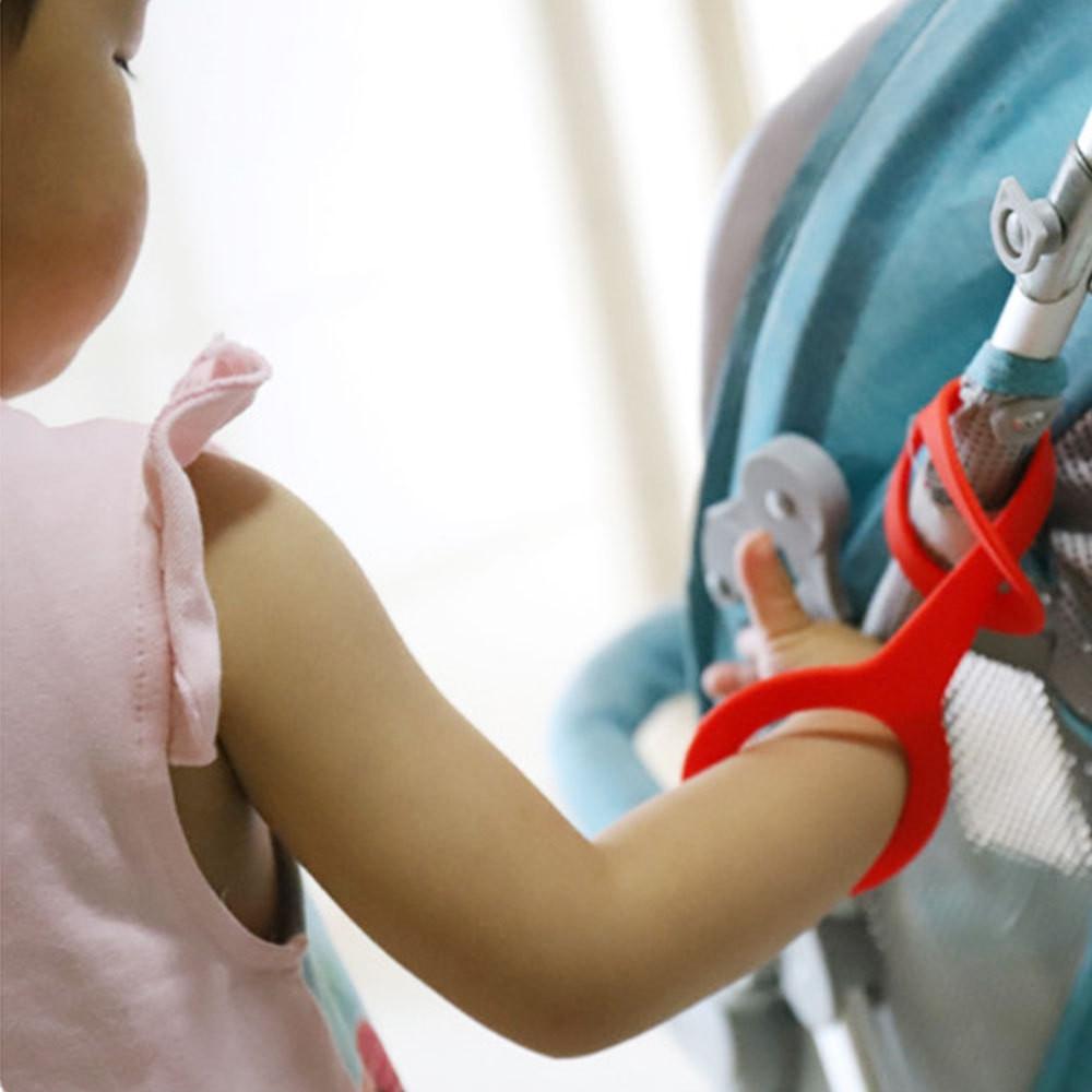 1шт детские коляски аксессуары Soft анти-потерянный браслет наручные анти-потерянное устройство - 1TopShop
