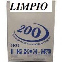 Гигиенические накладки на унитаз из макулатуры, 200 листов