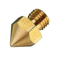 3 шт. Creality 3D® 0.4 мм Медь M6 Резьбовое сопло для CR-10S PRO 3D-принтер Часть - 1TopShop
