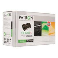 Картридж PATRON для HP LJPro400 M401/Pro400MFP M425/CF280X Extra (PN-80XR)