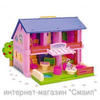 Домики для кукол, кукольная мебель