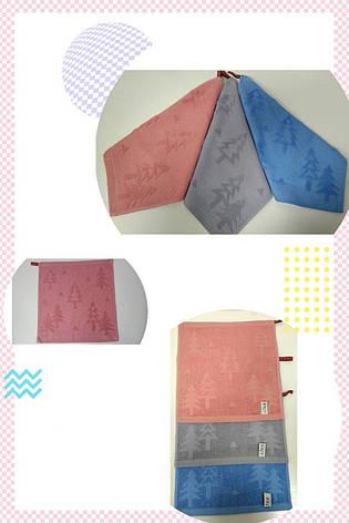 Полотенце-салфетка кухонное микрофибра 35*35 см (от 12 шт), фото 2