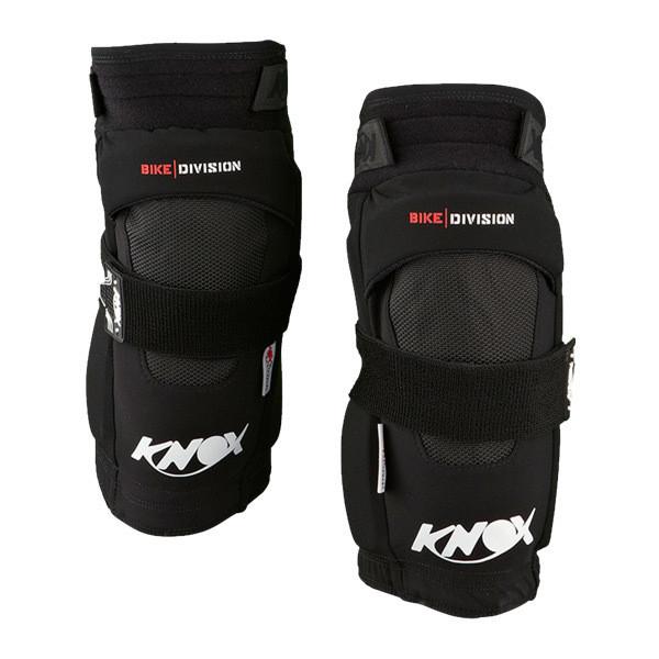 Мотонаколенники Knox Defender Short Knee S