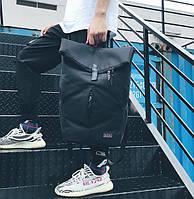 Рюкзак мужской Черный среднего размера