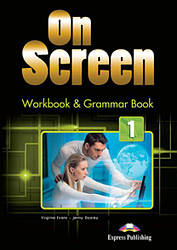 On Screen 1 Workbook and Grammar with Digibooks