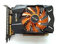 Видеокарта Zotac GeForce GTX 650 PB 1Gb GDDR5 128 Bit Б/У