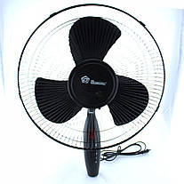 Вентилятор напольный Domotec MS-1619 fan 16, фото 2