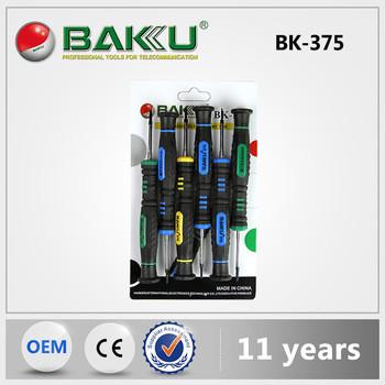 Набор отверток BAKU BK-375