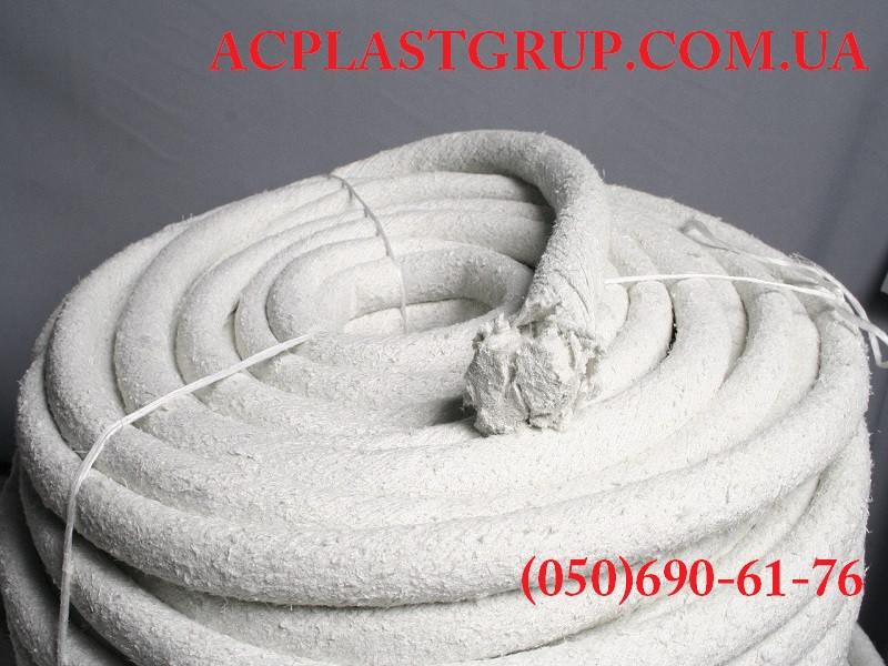 Шнур асбестовый ШАОН, в бухте, диаметр 8.0 мм.