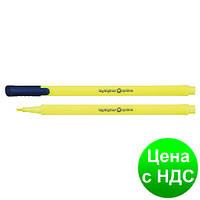Маркер текстовый карманный OPTIMA, желтый O15821-05