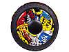 Гироборд Smart Balance Wheel U8 TaoTao APP 10,5 дюймов Hip-Hop (графити) с самобалансом и колонкой, фото 3