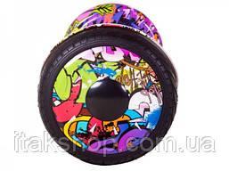 Гироборд Smart Balance Wheel U8 TaoTao APP 10,5 дюймов Hip-Hop New с самобалансом и колонкой, фото 2