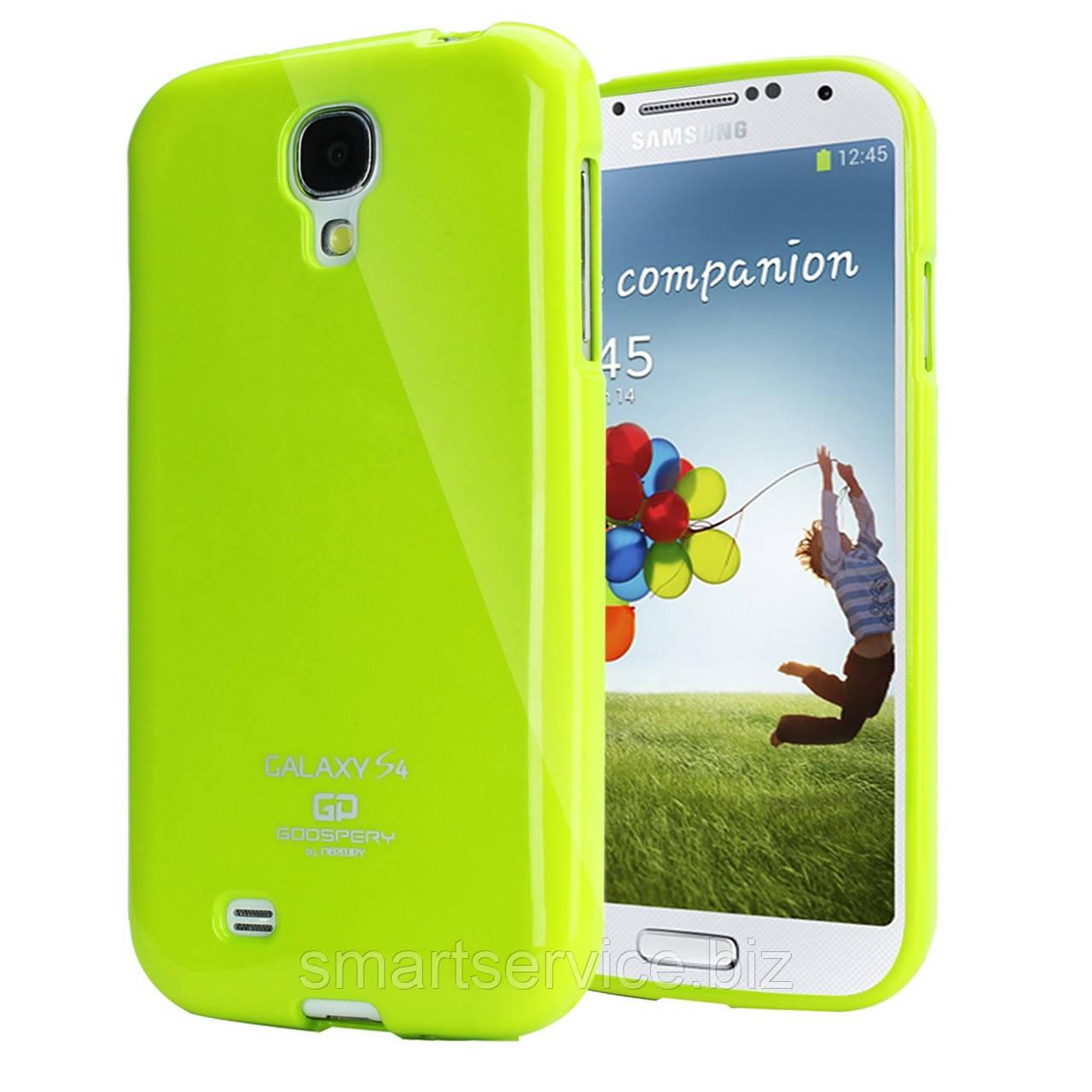 Гелевый (TPU) чехол Goospery Jelly Case для Samsung Galaxy S4