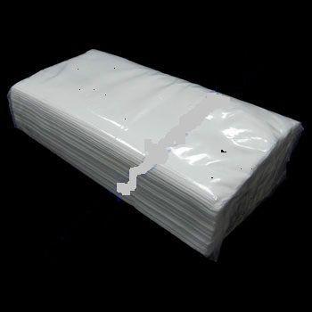 Серветки 20*21 2шар. косметичні в п/ет. білі 150шт