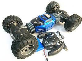Машина Bigfoot трансформер на радиоуправлении / Джип Rock Crawler  на р/у машина - перевертыш 4wd