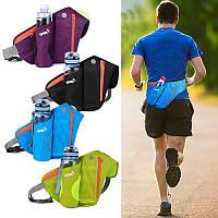 """Спортивная сумка на пояс """"Yipinu"""" для бега, занятий спортом"""