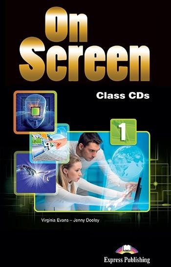 On Screen 1 Class Audio CDs