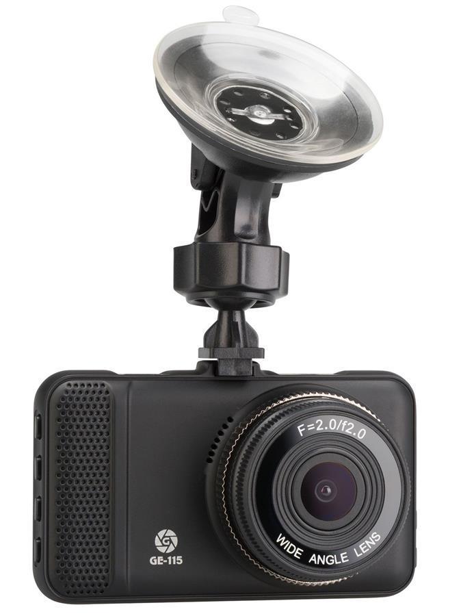 Автомобильный видеорегистратор Globex GE-115 (на складе )