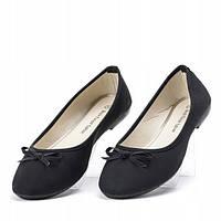 Женские туфли лодочки с овальным носком , фото 1