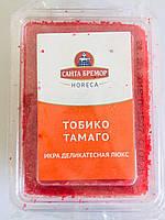 """Икра летучей рыбы """"Тобико Тамаго"""" красная 0.5 кг"""