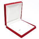 Шкатулка для набора бархатная красная, фото 2