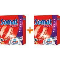 SOMAT таблетки все в 1 (48+48шт) для посудомийних машин