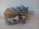 Детские кожаные туфли фирмы Ponte20, разные цвета и размеры, фото 5