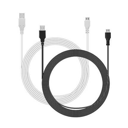 Digoo DG-BB-13MW Micro Прочный USB 2.0 дата кабель 3м для Digoo домашней IP-камеры - 1TopShop, фото 2