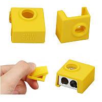 MK9 Силиконовый Защитный Чехол для нагрева алюминиевого блока 3D-принтер Часть Hotend - 1TopShop