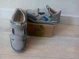 Детские кожаные туфли фирмы Ponte20, разные цвета и размеры, фото 7