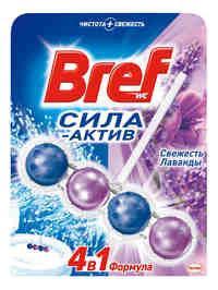 БРЕФ ГЕЛЬ-4 ШАРИКА ДЛЯ УНИТАЗОВ 50МЛ