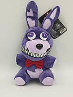 """Мягкая игрушка Кошмар Бонни(Nightmare Bonnie),герой мультфильма """"Пять ночей с Фредди"""", 18 см"""