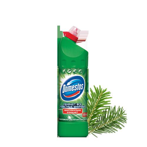 ДОМЕСТОС 500 мл хвойный зеленый