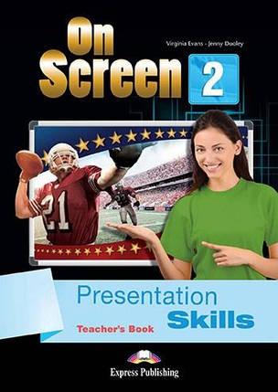 On Screen 2 Presentation Skills Teacher's Book, фото 2