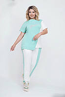 Костюм женский с брюками батал  Бони, фото 1