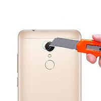 2PCSкамераОбъективProtectorSoft Закаленное стекло Rear камера Телефон Объектив для Xiaomi Redmi5 - 1TopShop