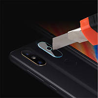 2PCSкамераОбъективProtectorSoft Закаленное стекло сзади камера Телефон Объектив для Xiaomi RedmiS2 - 1TopShop