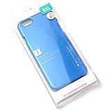 Гелевий чохол Goospery Jelly Case для Apple iPhone 6 / 6S, фото 3