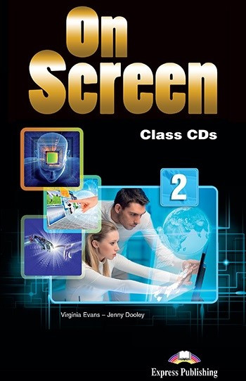On Screen 2 Class Audio CDs