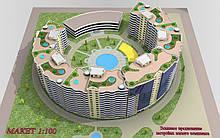 Готовый проект жилого комплекса