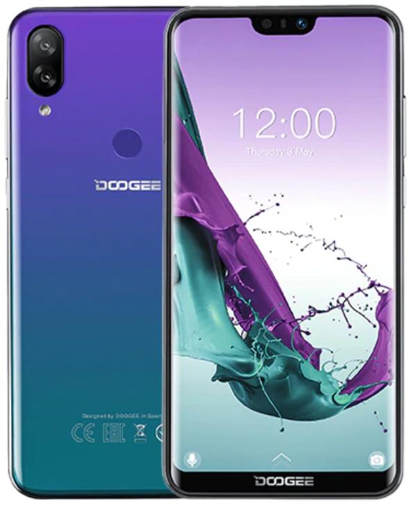 Doogee N10 3/32 Gb blue
