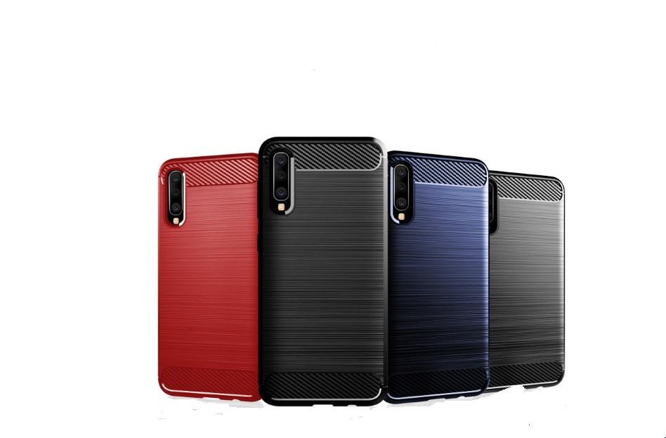 Чохол Carbon для Samsung A50 2019 / A505F (2 кольори)