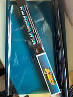 Пленка Тонировочная Saca 50 cм 3 метра,35% Синяя, пленка для тонировки стекол. Антицарапка