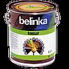 Тонкослойная лазурь для дерева BELINKA LASUR (тик) 2,5 л
