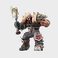 Фигурка Орк из игры Warcraft