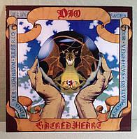 CD диск Dio - Sacred Heart, фото 1