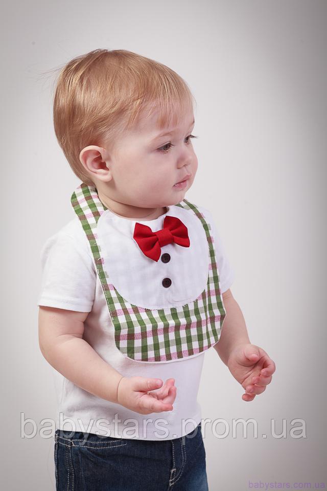 Слюнявчики для новорожденных мальчика